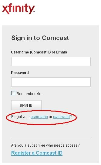 Different Ways To Sign In To Comcast Email Account