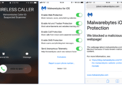 How To Turn On Main Features Of Malwarebytes In IOS Device