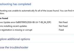 HOW TO FIX WINDOWS UPDATE ERROR 0x80070005 ?