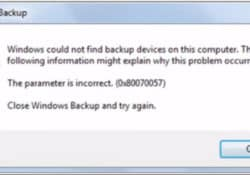 Are You Getting Quickbooks Error 80070057 ?