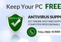 Antivirus Technical Support Service (1-888-200-7580)