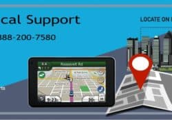 GPS Technical Support Service (1-888-200-7580)